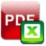 Aiseesoft PDF to Excel Converter logo