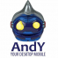 Andy Android Emulator logo