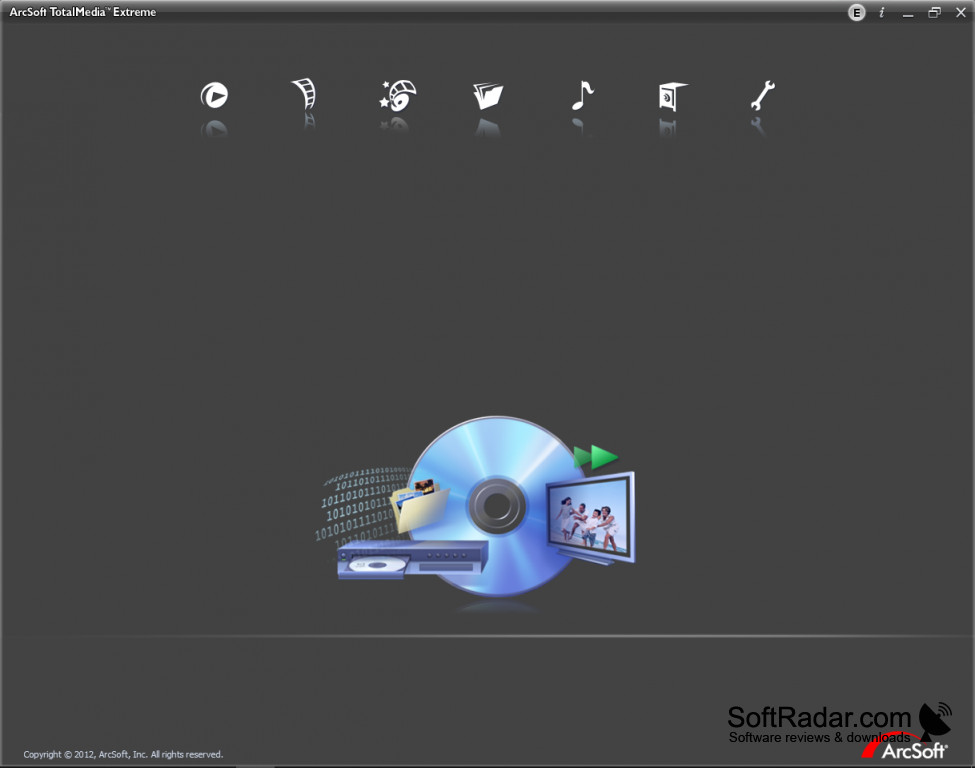 Arcsoft totalmedia studio download
