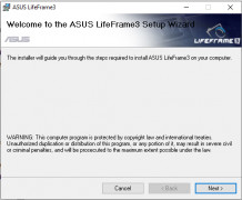 ASUS LifeFrame screenshot 1