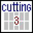 Cutting logo