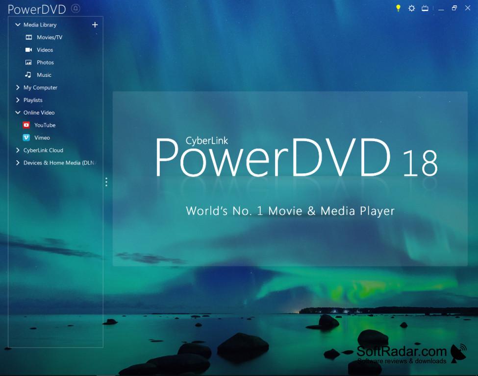 Powerdvd gratuit for windows 10