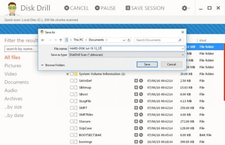 disk drill bootable usb windows
