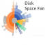Disk Space Fan logo