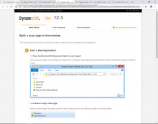 Dynamic Web TWAIN screenshot 1
