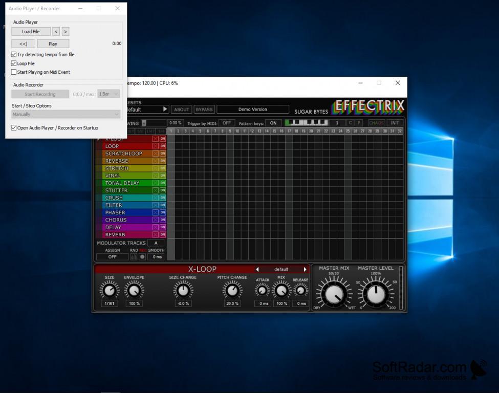 download effectrix for windows 10 7 8 8 1 64 bit 32 bit. Black Bedroom Furniture Sets. Home Design Ideas