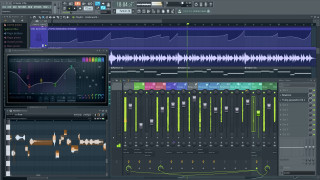FL Studio screenshot 2