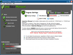 GameSave Manager screenshot 1