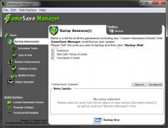 GameSave Manager screenshot 2