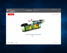 Gihosoft TubeGet Free YouTube Downloader screenshot 1