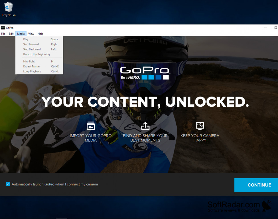 Hi @Anonymous, did you try downloading the earlier version of GoPro Studio that @bschmals suggested in the previous post?. Unfortunately, if you are running on a 32-bit system, you will be unable to download the newest version of GoPro App for Desktop.