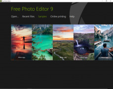 InPixio Photo Editor screenshot 1