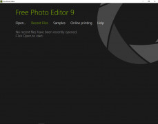 InPixio Photo Editor screenshot 2