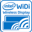 Intel Wireless Display logo