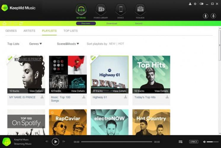 Download KeepVid Music for Windows 10, 7, 8/8 1 (64 bit/32 bit)