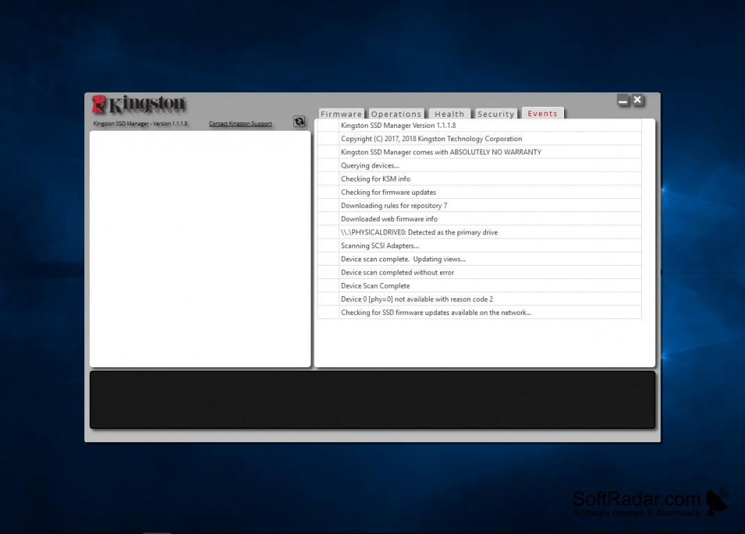 Update Ssd Firmware