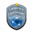 Latency Optimizer logo