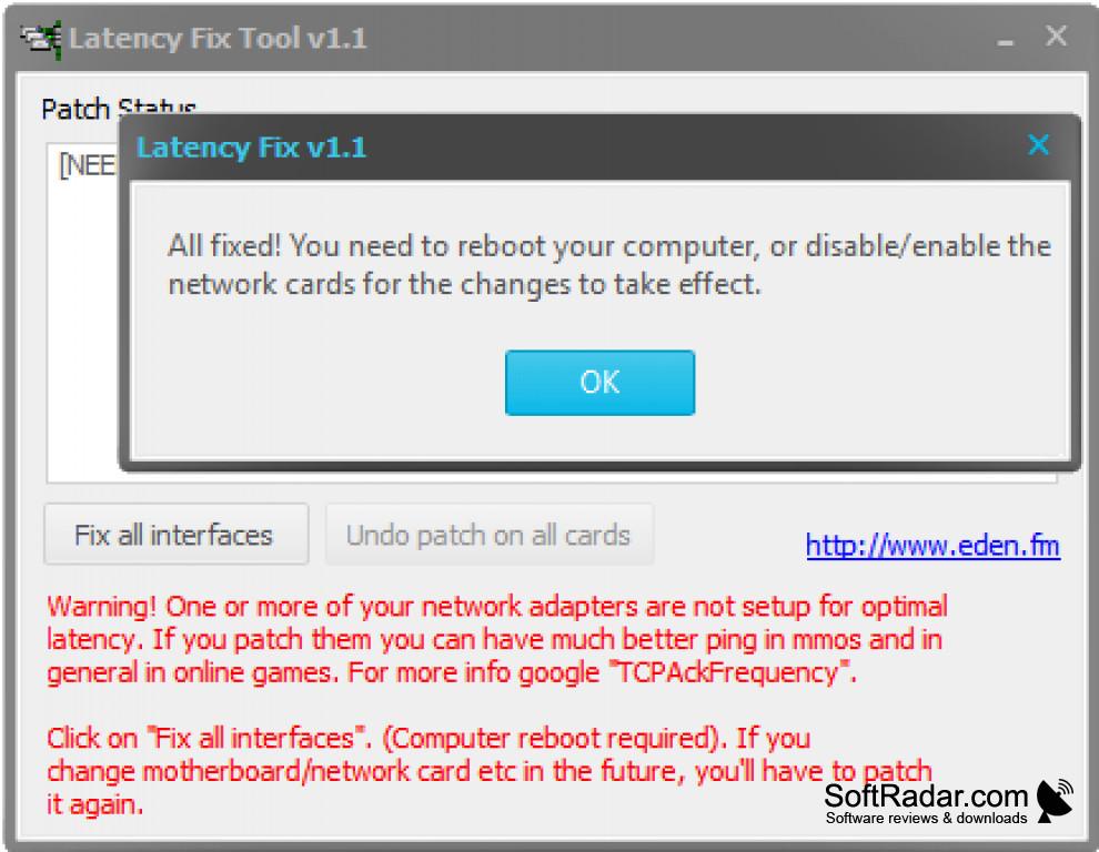 Leatrix Latency Fix 3 00 для Windows 7 Инструкция