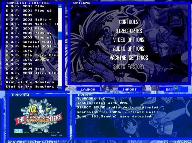 neo geo emulator for windows 7 free download