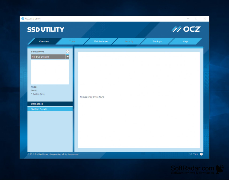 Download OCZ SSD Utility for Windows 10, 7, 8/8 1 (64 bit/32