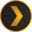 Plex Home Theater logo