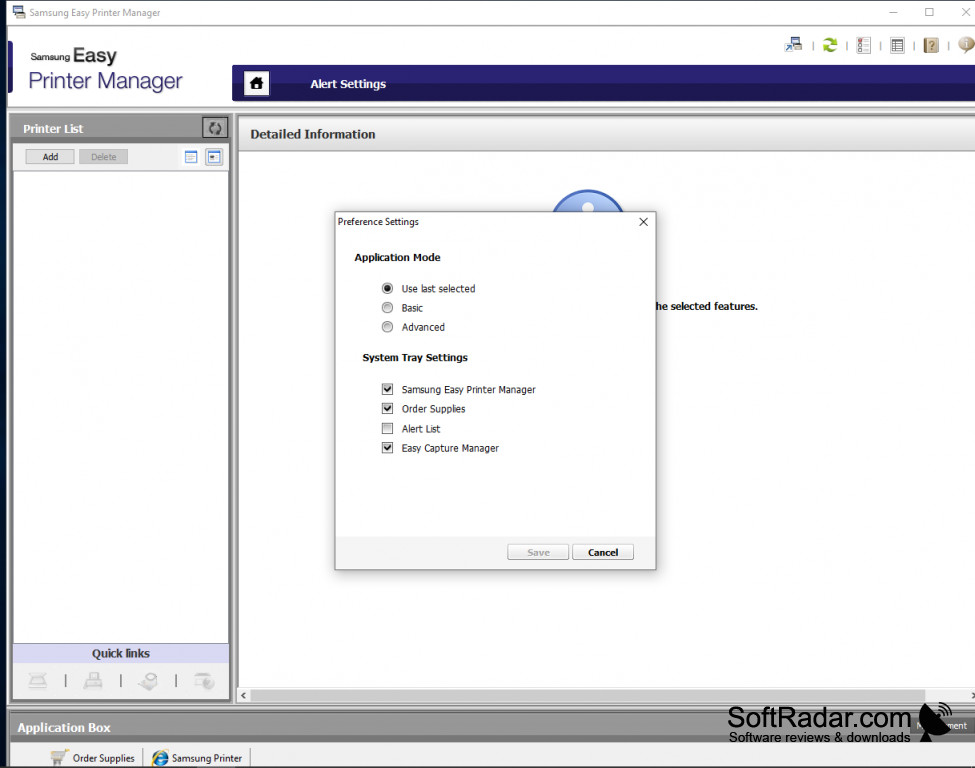 Download Samsung Easy Printer Manager for Windows 10, 7, 8 ...