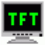 TIREAL TFT Test logo