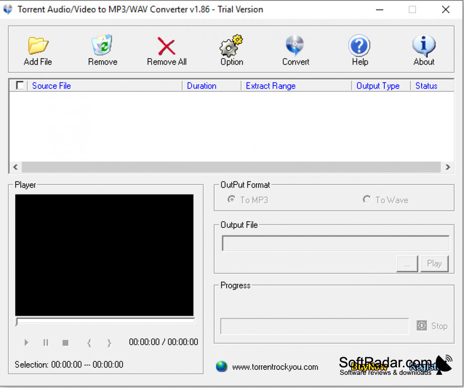 Download Torrent All to MP3 Converter for Windows 10, 7, 8/8 1 (64