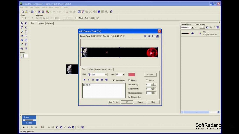 ulead gif animator per windows 10
