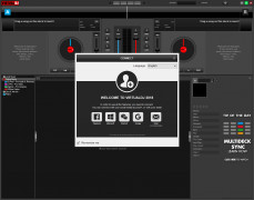 Virtual DJ screenshot 1