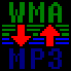 WMA To MP3 Converter logo