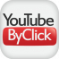 YouTube By Click logo